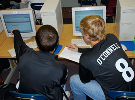 Collaborating using computers